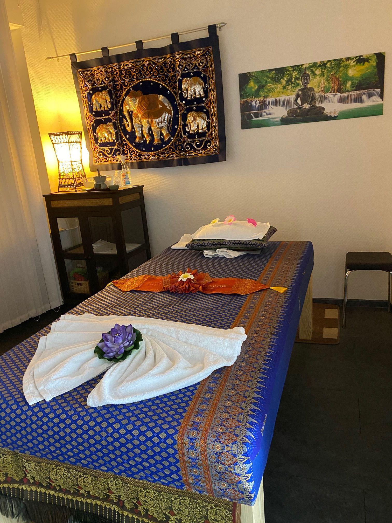Nakin Thai Massage - Einzelzimmer